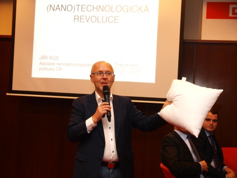 """(Nano)technology revolution"" present…"