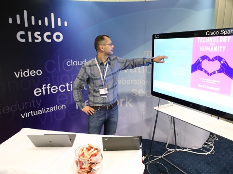 CISCO exhibícia