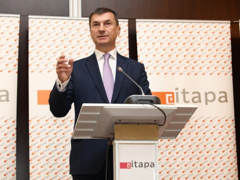 Andrus Ansip, Commission Vice-Preside…