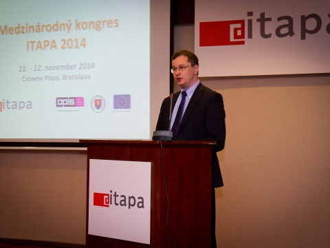 Picture: ITAPA 2014 International Congress